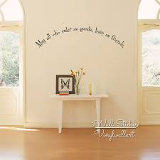 Door Quotes Adorable Family Quote Wall Sticker Enter As Guests Leave As Friends Quote