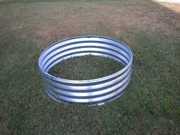 trendy metal fire pit ring simple how to we know do it 48 72 rings custom corrugated inserts ideas