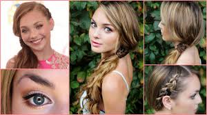 mad ziegler from dance moms tca hair and makeup tutorial jackie wyers you
