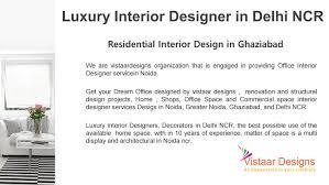 Office Interior Designer In Noida Find The Best Office Interior Designer In Noida By Vistaar