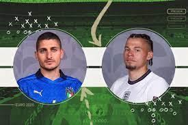معلق مباراة إيطاليا وإنجلترا Italy vs England والقنوات الناقلة في نهائي  يورو 2020 | الدوري الإنجليزي بالعربي