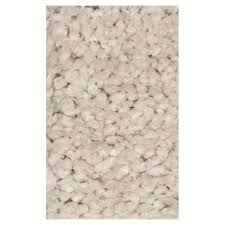 kas rugs stocky ivory 3 ft x 5 ft area rug