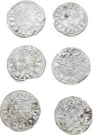 Lot: 1978 | Lot of 6 Crusader AR Coins | E-SALE 80 | Roma Numismatics Ltd.