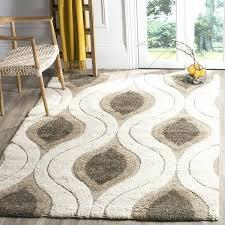 6 x 6 rug cream smoke geometric rug x 6 x 9 area rugs