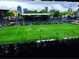 Providence Park Seating Chart Timbers Providence Park Section 215 Row Q Seat 4 5 Portland