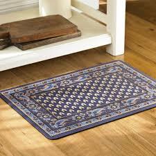impressive navy kitchen rug mille cushioned kitchen mats navy williams sonoma