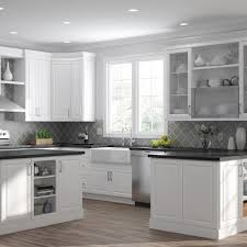Hampton Bay Kitchen Cabinets Design Hampton Bay Designer Series Elgin Assembled 30x24x12 In Wall Kitchen Cabinet In White