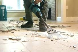 remove tiles from concrete floor removing tile from concrete how to remove tile from concrete floor