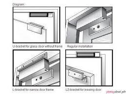 magnetic door lock installation magnetic door lock installation