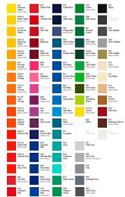 Avery 900 Supercast Colour Chart Avery Dennison 900sc Supercast