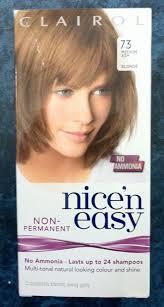 Nice N Easy Light Ash Brown Non Permanent Review Nicen Easy Non Permanent Colour Medium Ash Blonde