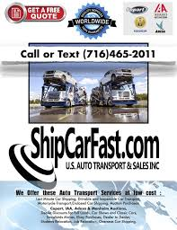 Car Shipping Quote Cool US Auto Transport Sales Vehicle Shipping 48 Townline Rd