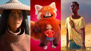 Disney and Pixar: All the New Animation ...