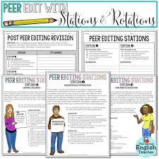 ways to foster effective peer editing the tpt blog when it comes to peer editing students need direction and focus here are five