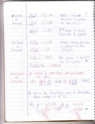 6 4 fractions decimals and percents