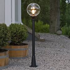 innovative outdoor post lights good outdoor post lights for security wearefound home design
