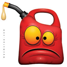 gas can clipart. sad-gascan gas can clipart