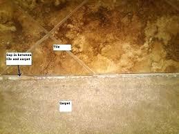 tile to carpet transition strip on concrete tile to carpet transition strip transition from tile to tile to carpet transition strip on concrete