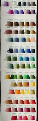 Paternayan Colour Chart Paternayan Color Chart Weve Got It In 2019 Color