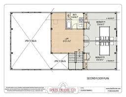 Floor plans  Barns and Barn house plans on Pinterest
