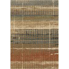 orian rugs houston plush distressed beige 5 ft x 8 ft area rug