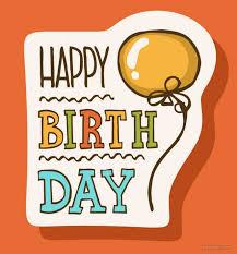 Simple Birthday Greetings Card Design 3