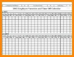 Request Off Calendar Template Time Off Calendar Template Vacation Request Form Templates