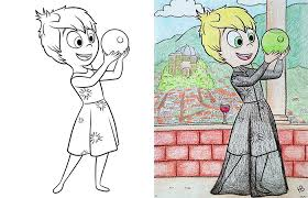 this is what happens when s color drawings for children