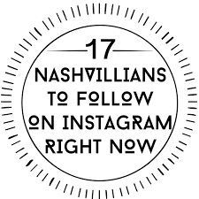 17 Nashvillians You Need to Follow on Instagram Right Now — Native ...