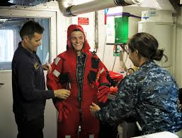 Ocean Engineers Conduct Underway Research :: USNA...