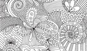 Small Picture Printable 22 Abstract Coloring Pages 9823 Free Mandala Coloring