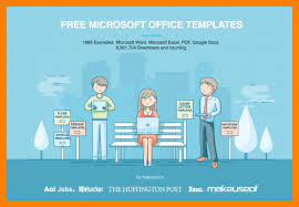 Microsoft Office Invoice Template Simple 48 Free Office Templates Microsoft St Columbaretreat House