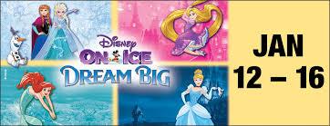 Disney On Ice Dream Big Xl Center
