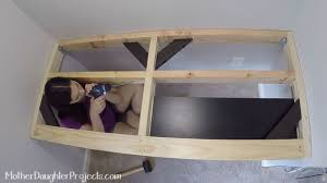 floating office desk. floating desk build home office painted furniture tools woodworking projects
