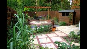 Small Picture Amazing Garden design for small gardens YouTube