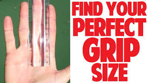 Tennis Racquet Grip Size Chart How To Measure Tennis Grip Size Top Speed Tennis