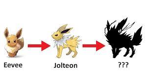 New Eeveelution Stage: Flareon, Leafeon, Jolteon - Future Pokemon  Evolution. - YouTube