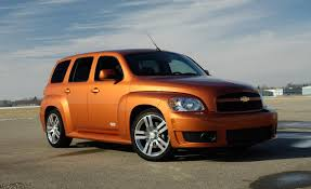 2008 Chevrolet HHR - Information and photos - ZombieDrive