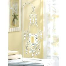 chandeliers candle holder chandelier wrought iron hanging holders centerpiece diy candle holder chandelier