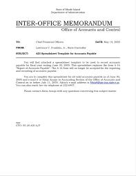 Business Memorandum Letter Memo Letter Examples Example Of Office Memorandum Business Letters