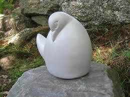 bird statue concrete statues dove