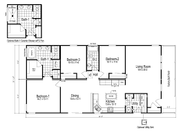 double wide floor plans 3 bedroom. 3 Bedroom Double Wide Floor Plans Mobile Homes 2018 Including Fascinating Wilmington Manufactured Home Images A