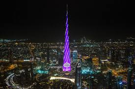 Burj Khalifa Light Show Timings Ramadan Laser Show Is Demonstrated On Burj Khalifa Tripaways