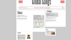 Yakuza By Sbarro Project On Prezi