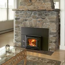 image of fisher wood stove insert