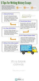 learning blog piktochart for eduls tips for writing history   magic piktochart com output 4848733 5 tips for history essays