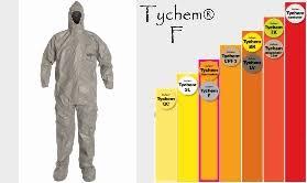 Dupont Tyvek Suit Size Chart Hazmat Suits Chemsuits