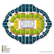 Maryville Saints At Bradley Braves Mens Basketball Tickets