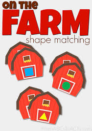 include even your littlest learners in your farm preschool theme unit with these printable on the