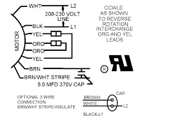 emerson motor wiring diagram emerson wiring diagrams online emerson motor wiring diagram how to replace condensor fan motor hvac diy chatroom home